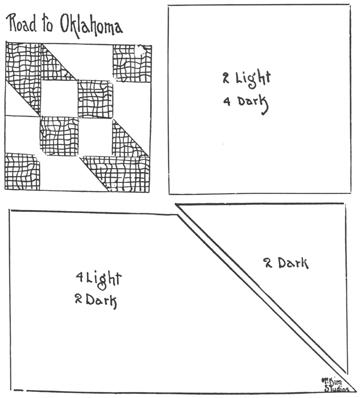 101 Patchwork Patterns By Ruby Short Mckim Cutting Patterns